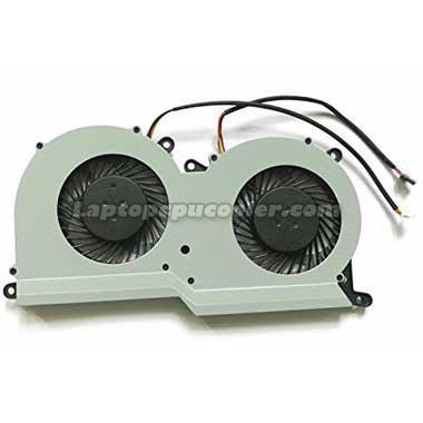GPU cooling fan for FCN DFS541105FC0T FG80
