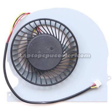 Clevo P670se fan